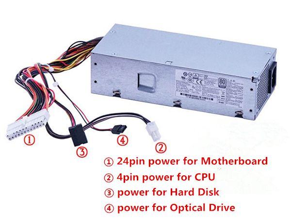 PC Netzteil 848050-001