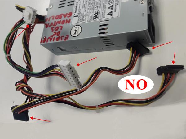 Hp ENP-2320   ENP-2322A 5188-2755 Power Cord