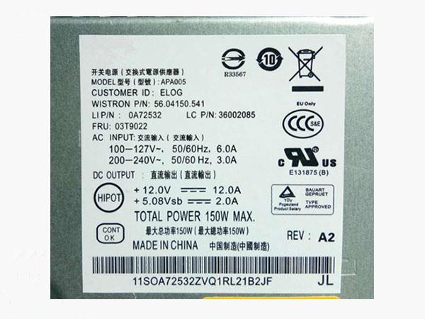 PC Netzteil HKF1502-3B