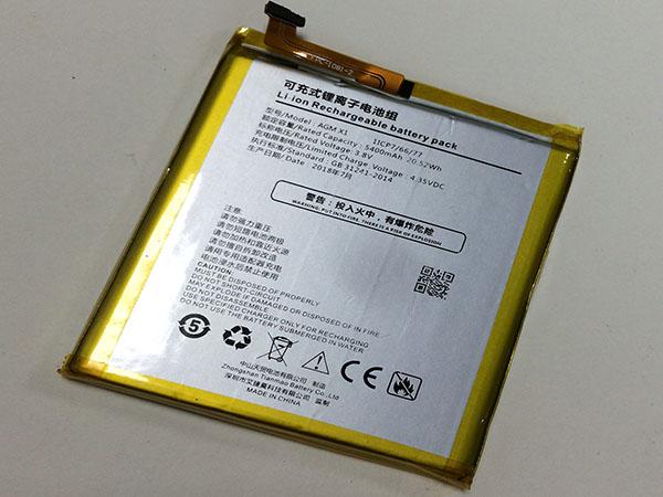 Handy Akku X1