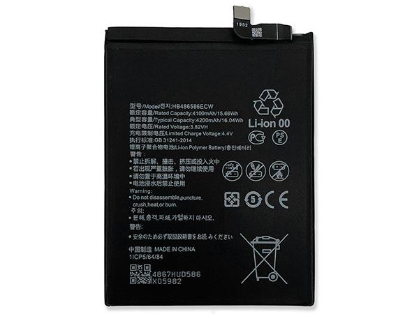 Handy Akku HB486586ECW