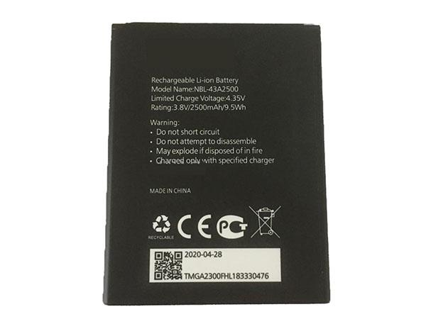 Handy Akku NBL-43A2500