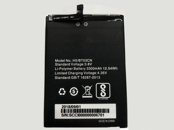 Handy Akku H5/BT03CN