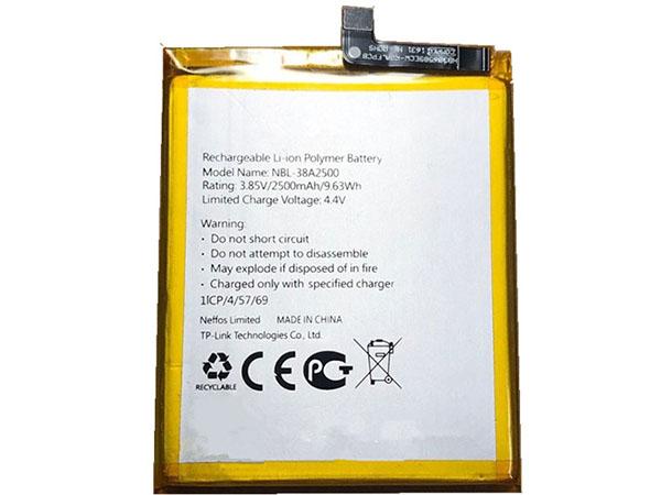 Handy Akku NBL-38A2500