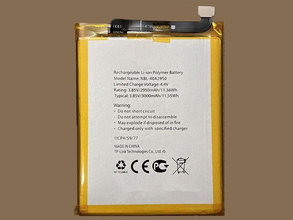 Handy Akku NBL-40A2950