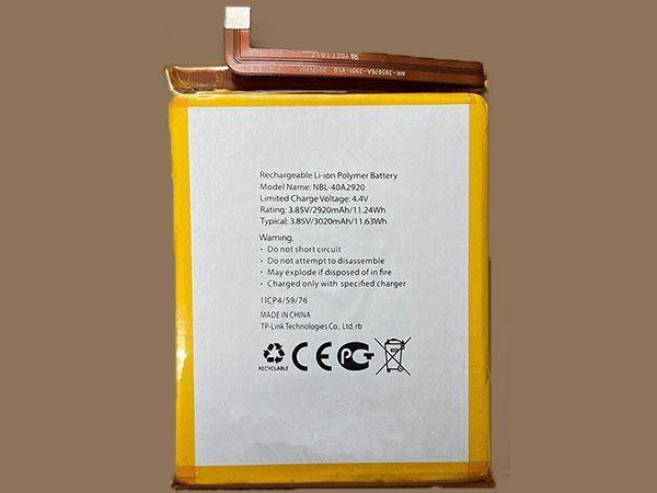 Handy Akku NBL-40A2920