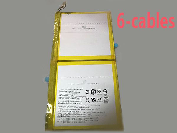 Tablet Akku HPP279594AB