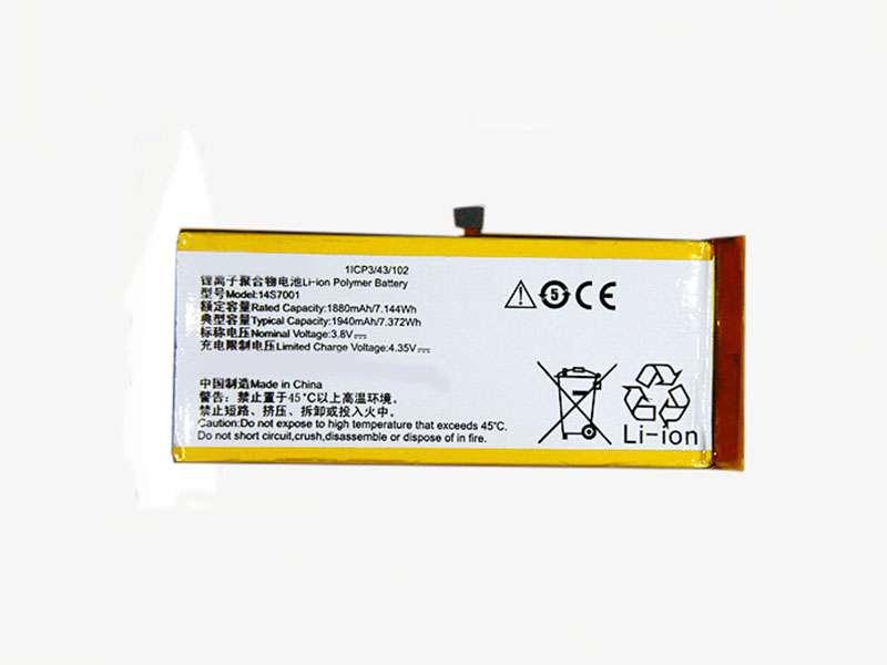 Handy Akku 14S7001