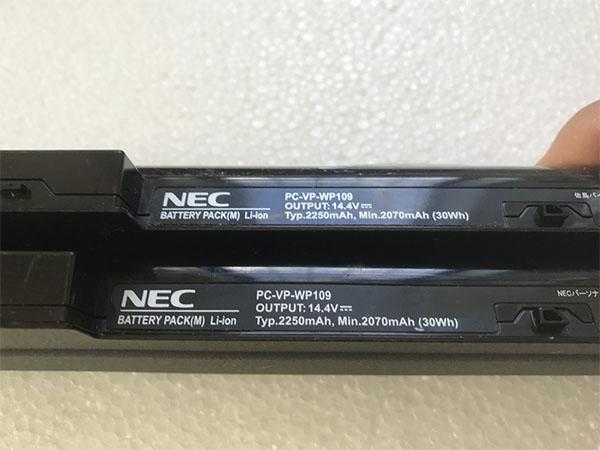 NEC PC-VP-WP109 PC-VP-WP110