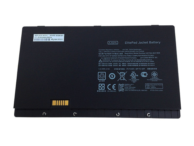 Tablet Akku AJ02XL