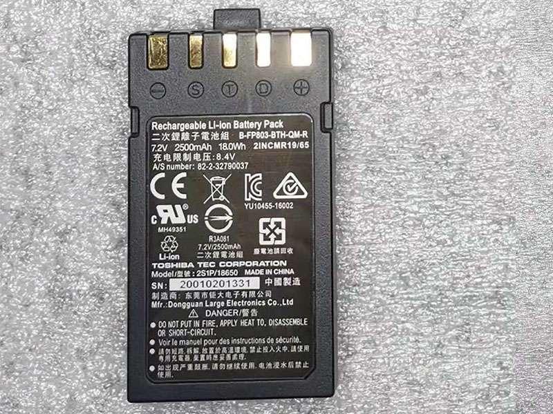 Akku B-FP803-BTH-QM-R