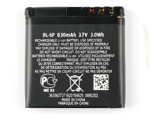 Handy Akku BL-6P