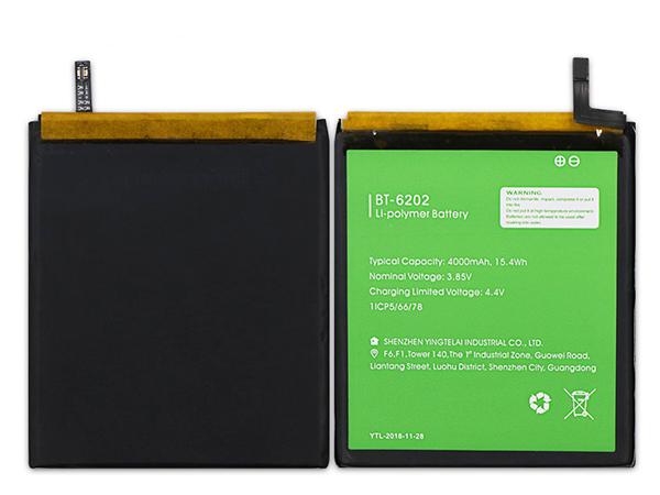 Handy Akku BT-6202