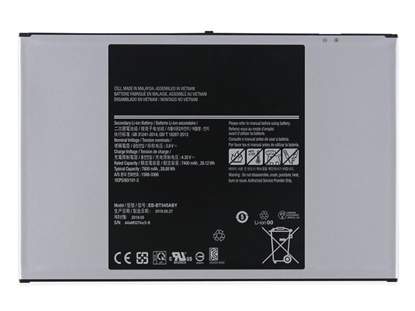 Tablet Akku EB-BT545ABY