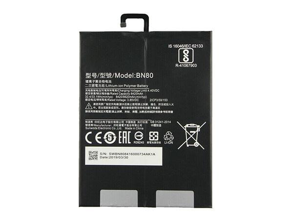 Tablet Akku BN80