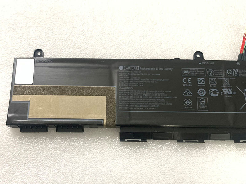 HP CX03XL HSTNN-IB9G L77624-1C1