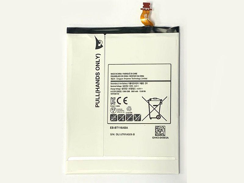 Tablet Akku EB-BT116ABA
