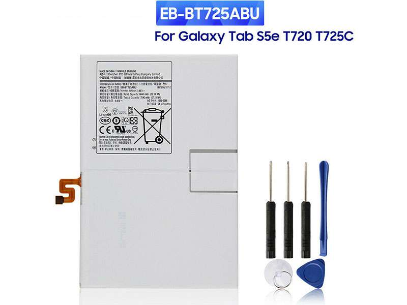 Tablet Akku EB-BT725ABU