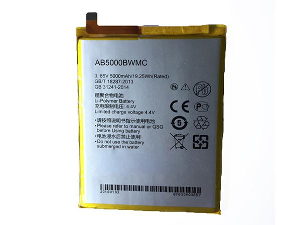 Handy Akku AB5000BWMC