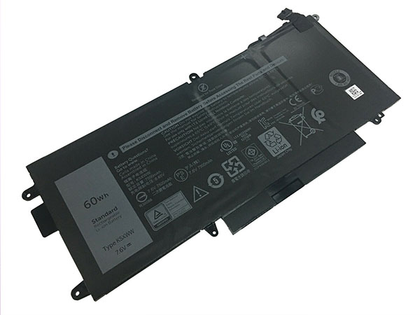 Notebook Akku K5XWW