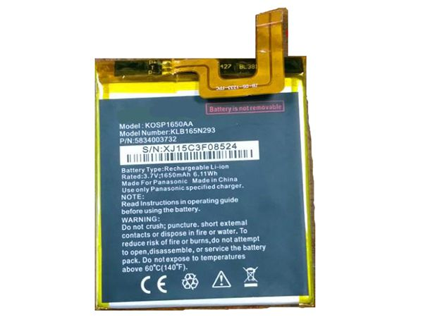 Panasonic KLB165N293