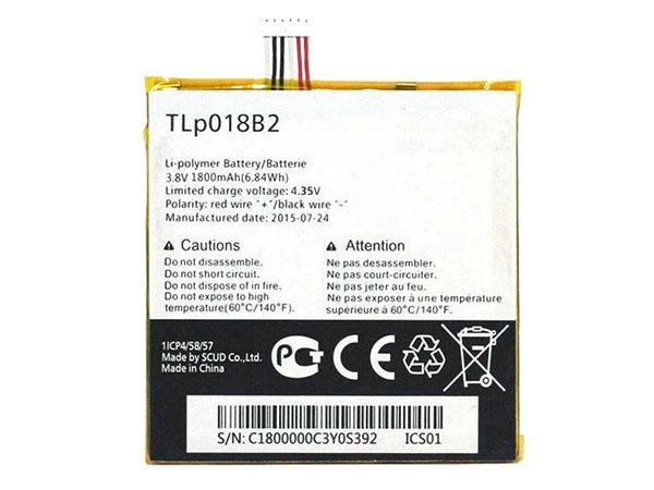 Handy Akku TLP018B2