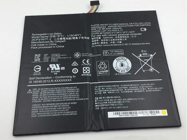 Tablet Akku L15C4P71