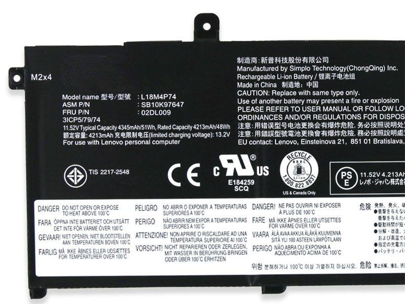 Lenovo L18M4P74 L18M4P73
