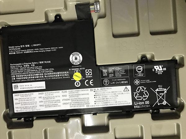Notebook Akku L19M3PF1