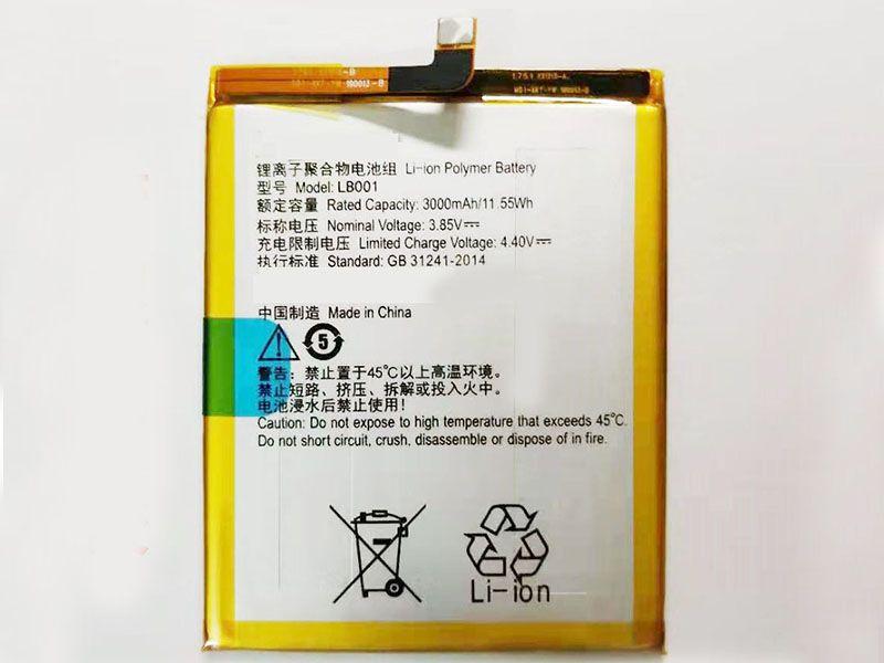 Handy Akku LB001