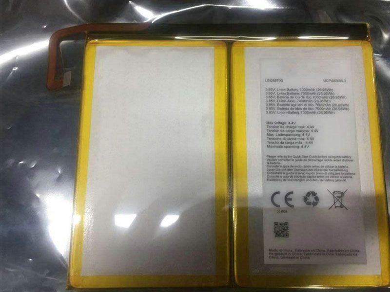 Tablet Akku LIN385700