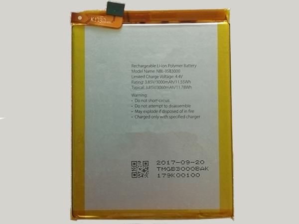 Handy Akku NBL-35b3000