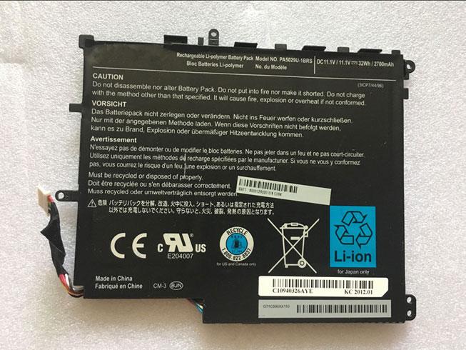 Notebook Akku PA5029U-1BRS