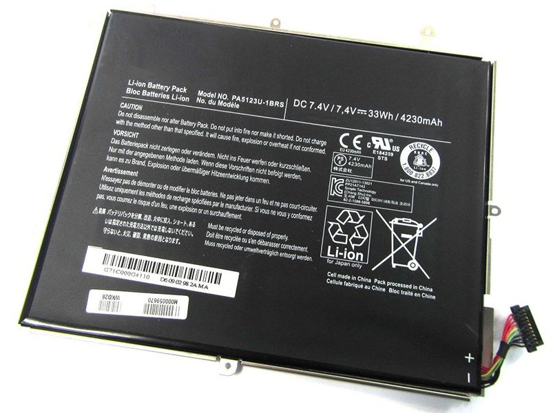 Tablet Akku PA5123U-1BRS