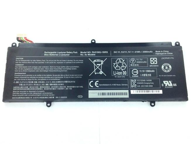 Notebook Akku PA5190U-1BRS