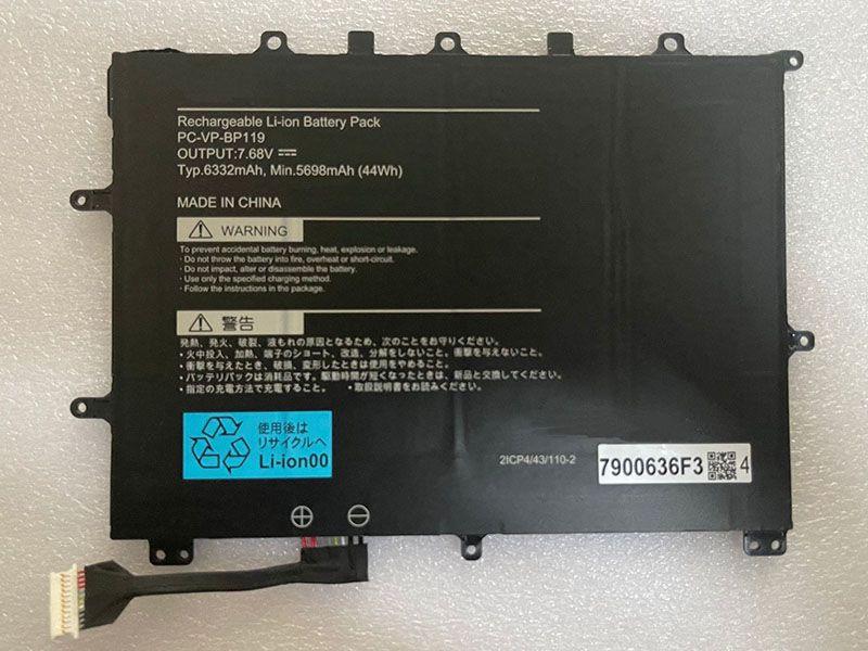 Notebook Akku PC-VP-BP119
