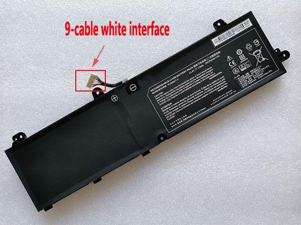 Notebook Akku PC50BAT-3