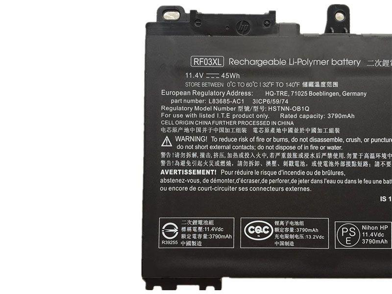 HP RF03XL