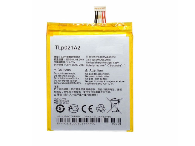 Handy Akku TLP021A2