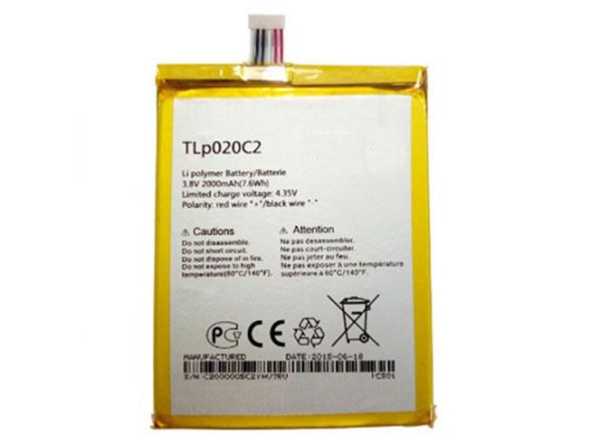 Handy Akku TLp020C2