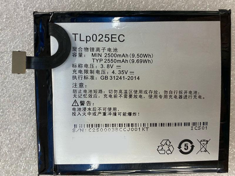 Handy Akku TLp025EC