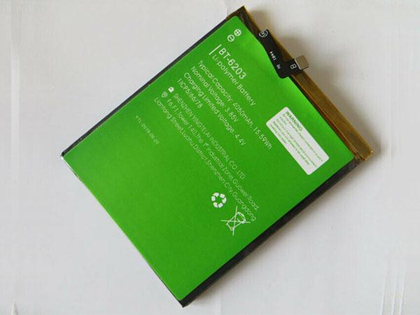 Handy Akku BT-6203