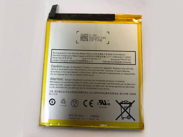 Tablet Akku ST18