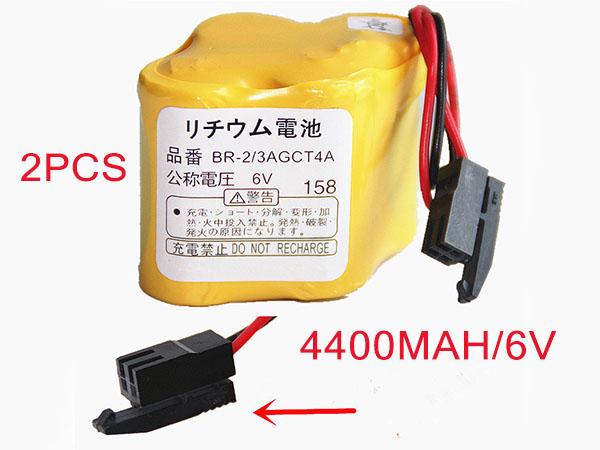 Akku BR-2/3AGCT4A