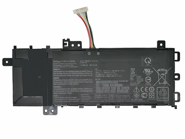 Notebook Akku B21N1818