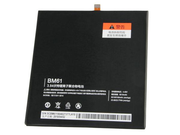 Tablet Akku BM61