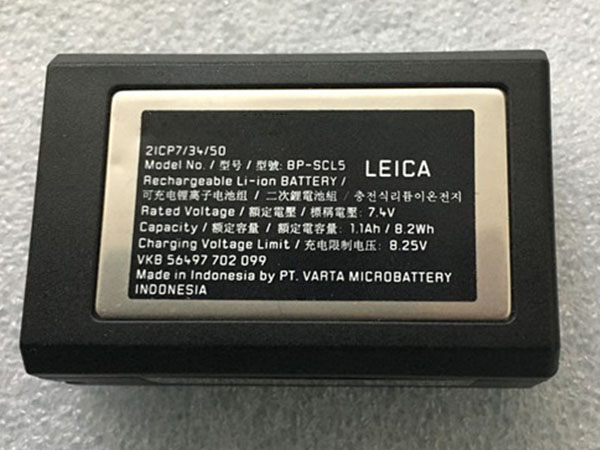 Akku BP-SCL5