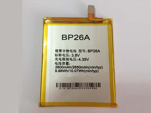 Handy Akku BP26A