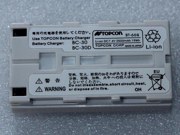 TOPCON BC-30D