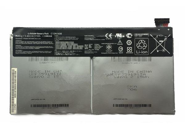 Tablet Akku C12N1406